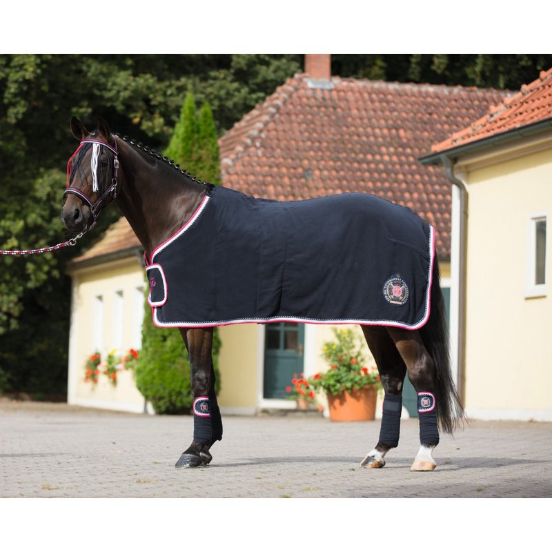 Abschwitzdecke -Polo classic-