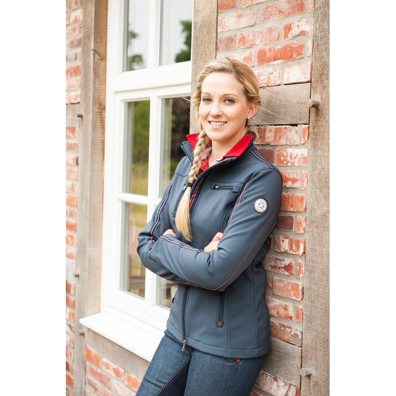 Softshell Reitjacke -Dynamic-