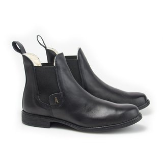 Winter Stiefelette John Winter GP -schwarz-